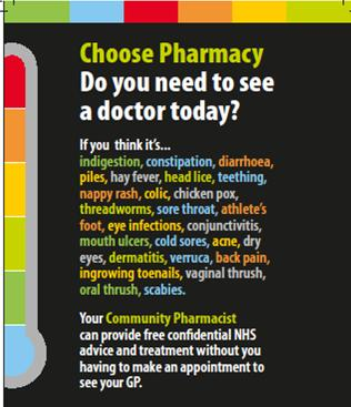 Choose Pharmacy